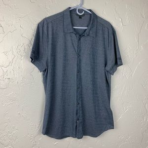John varvatos Mens Button Down